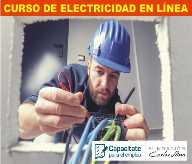 Curso de electricidad en línea 2020