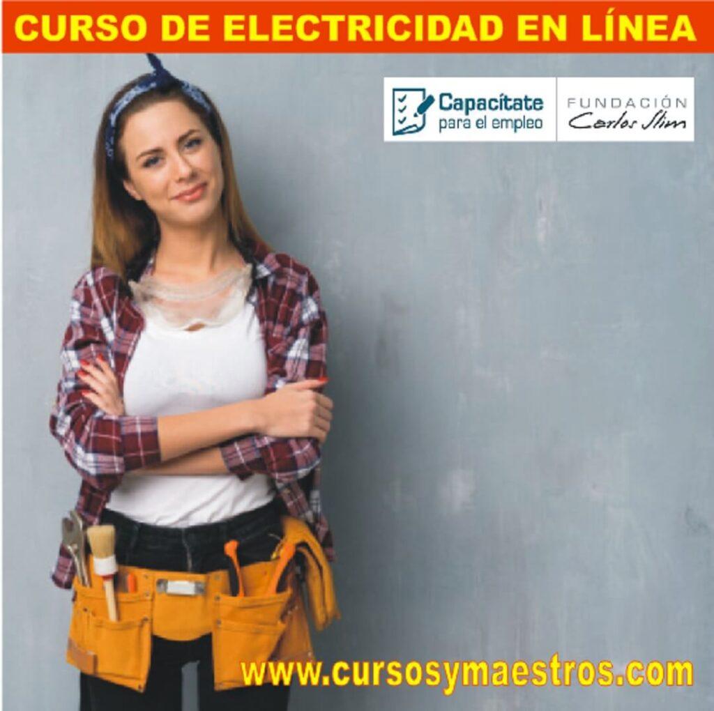 CURSO DE ELECTRICIDAD EN LÍNEA