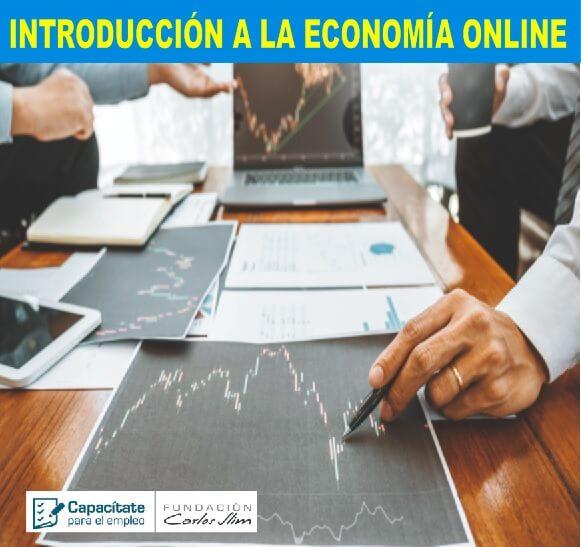 INTRODUCCIÓN A LA ECONOMÍA ONLINE