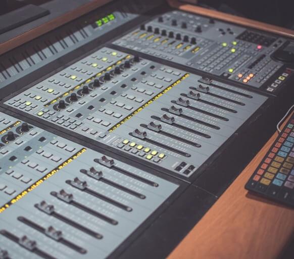 Ingeniería en Audio