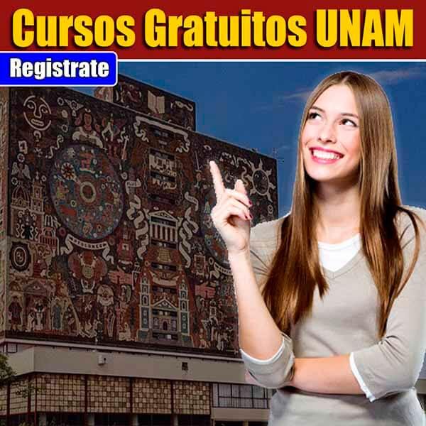 Cursos Gratuitos de la UNAM